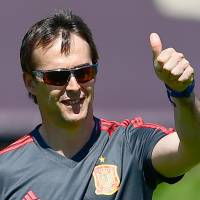 Spain manager Julen Lopetegui to take over at Real Madrid after World Cup