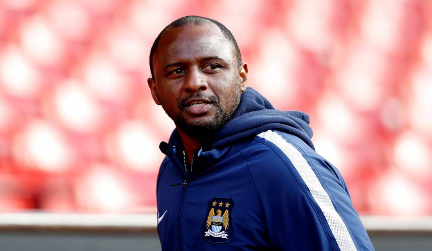 Patrick Vieira leaves MLS coaching job, joins Nice as new manager