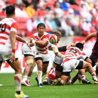 Jamie Joseph says Japan 'on track' for quarterfinals at 2019 Rugby World Cup