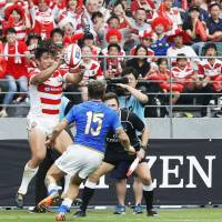 Greater vision necessary for RWC and Japanese rugby to succeed