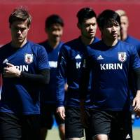 Japan determined to avoid costly fouls in World Cup opener against Colombia