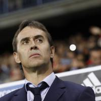 Spain fires manager Julen Lopetegui two days before World Cup opener