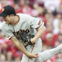 Giants pitcher Tomoyuki Sugano and six others named to All-Star teams via player voting