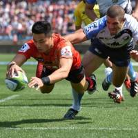 Sunwolves fill-in coach Tony Brown announces squad for match against Bulls