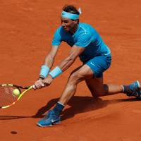 Rafael Nadal defeats Maximilian Marterer to make French Open quarterfinals