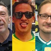 World Cup views from Tokyo, Group E/F: Brazil, Serbia and Germany
