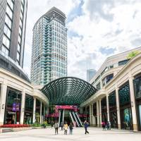 HKRI Taikoo Hui - HKRI's flagship project in mainland China is located in Jing'an, Shanghai | © HKRI