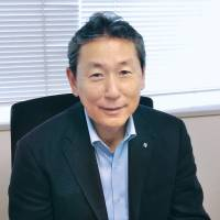 Toshiya Suzuki, President of Hiab, Japan