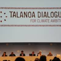 The first Talanoa Dialogue sessions took place on May 6 in Bonn, Germany, on the sidelines of a climate change conference. | UNITED NATIONS FRAMEWORK CONVENTION ON CLIMATE CHANGE
