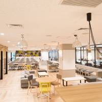 Fabbit operates 15 co-working spaces across Japan. | COURTESY OF FABBIT