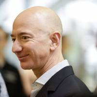 As Amazon slashes prices, boss Jeff Bezos sees jump in wealth over $150 billion