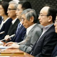BOJ maintains upbeat view on all regions, with Kuroda confident on price outlook