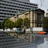 Bank of Japan policy meeting minutes show difficulty of predicting Lehman collapse