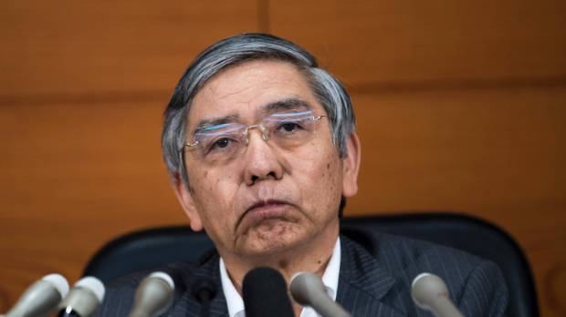 Japan's core inflation rate rises to 0.8% in June on higher energy costs
