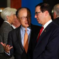 Steven Mnuchin: Overall U.S. economy not harmed by trade battles but ailing sectors may get help