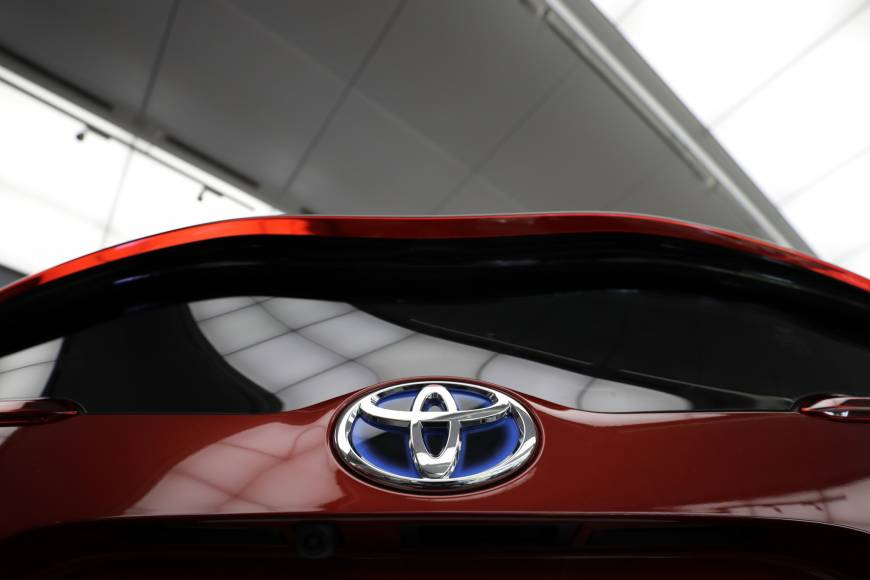 Toyota has launched a Honolulu car-sharing service. | BLOOMBERG