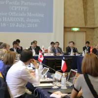 TPP negotiators gather in Japan to confirm domestic progress toward full ratification