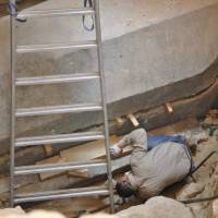 Archaeologists disappointed as Alexander the Great fails to turn up in massive Egyptian sarcophagus