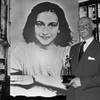 Anne Frank's family tried to escape to U.S., documents show, but were thwarted by visa restrictions
