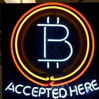 Like an increasing number of businesses, Healthy Harvest Indoor Gardening in Hillsboro, Oregon, accepts bitcoin as payment. | AP