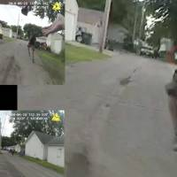 Minneapolis prosecutor clears cops after body cam footage shows pair chasing, fatally shooting armed black man