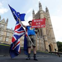 Brexit campaign group Vote Leave referred to police for breaching spending rules
