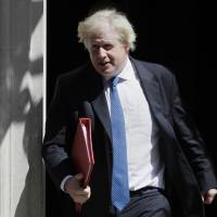 British Foreign Secretary Boris Johnson, face of Brexit, resigns, plunging U.K. government deeper into crisis