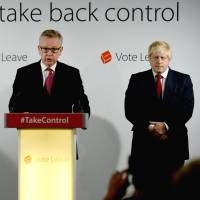 U.K. election watchdog 'believes Brexit campaign broke spending rules,' campaign admits
