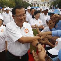 Choice in Cambodian elections: Strongman or boycott
