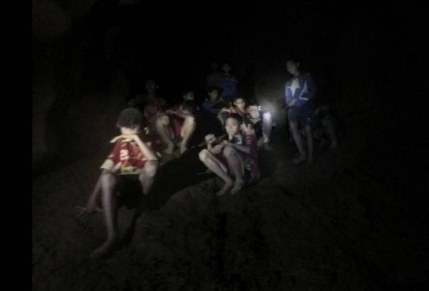 Once Thai cave saga started unfolding on air, it gained rapt global audience