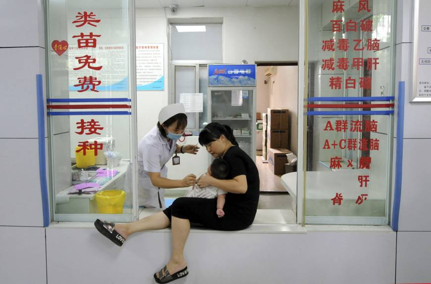 Viral content: vaccine scandal tests Beijing's grip on information control
