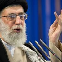 Iran leader threatens to disrupt Persian Gulf oil exports over U.S. sanctions
