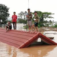 At least 19 dead, more than 3,000 in need of rescue after Laos dam collapse: report