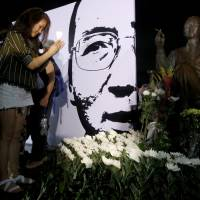 China stifles memorials of Nobel laureate dissident Liu Xiaobo