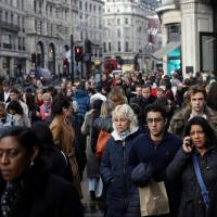 London's mayor wants residents to put on their walking boots to boost health