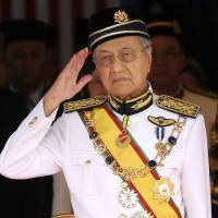 Malaysian prime minister vows to repeal controversial security law