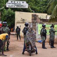 U.N. position attacked as violence mars Mali presidential election
