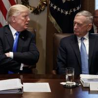As Trump confounds, Jim Mattis seen as quiet champion among NATO allies