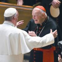 Pope accepts resignation of McCarrick after sex abuse claims