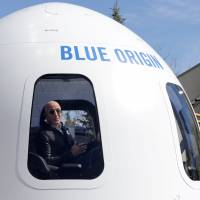 Jeff Bezos' rocket company will charge at least $200,000 for trips into space, sources say