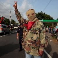 At least 10 killed as Nicaraguan regime forces wage intense attacks on restive south: rights group