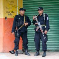 U.S. Vice President Mike Pence warns Nicaragua as more killed in unrest