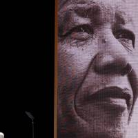In not-so-veiled rebuke to Trump in Mandela address, Obama hits 'politics of fear' and leaders who are chronic liars