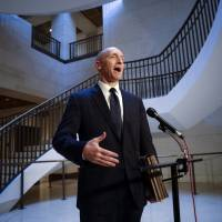 Without evidence, Trump claims documents on Carter Page confirm misconduct by FBI