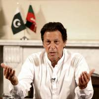 Imran Khan claims victory in Pakistan election, vows to fight poverty and forge new U.S. ties