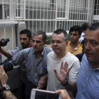 American pastor on trial for terror let out of Turkish jail, put under house arrest