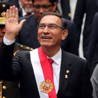 Peruvian President Martin Vizcarra proposes referendum on political and judicial reform