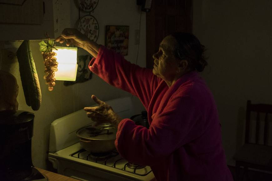 Almost a year after hurricanes Irma and Maria, Puerto Ricans are finally seeing power restored