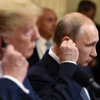Russia's post-summit view: Praise for Putin, pity for Trump