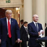 Round 2: Trump invites Putin to come in fall as White House damage control over Helsinki summit continues